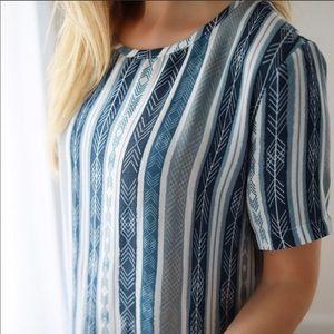 RP @11thstreet like new sagaponack blouse